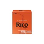 RICO リード アルトサクソフォーン 強度 3 10枚入 アンファイルド RJA1030