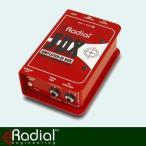 Radial JDX 【アンプ用DIボックス】