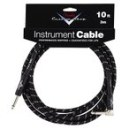 Fender USA Custom Shop Performance Series Cables [10ft/S-L] (BTWD)(#0990820036)
