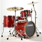SONOR SSE12BOP:RGS [BOP:Red Galaxy Sparkle / 18BD・14FT・12TT・14SD] 【超お買い得小口径キット:30%OFF&送料無料!】