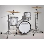 """Ludwig LC179X028 [BREAKBEATS OUT FIT / AHIMIR """"?UESTLOVE"""" THOMPSON Collaboration (White Sparkle)] 【箱開封特価品】"""