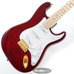 Fender / Japan Exclusive Richie Kotzen Stratocaster Transparent Red Burst フェンダー エレキギター YRK