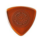 Dunlop (Jim Dunlop) Primetone Sculpted Plectra PICK With Grip (1.4mm)(Triangle 512P) ×3枚セット