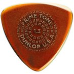 Dunlop (Jim Dunlop) Primetone Sculpted Plectra PICK With Grip (1.3mm)(Small Triangle 516P) ×3枚セット