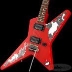 "ESP RANDOM STAR ""THE RED LEGACY"" (Akira Takasaki Signature Model) S/N:1200172"