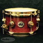 dw DW-PU1006SD/LC-NAT/G [Collector's Purpleheart / Natural Lacquer Custom Finish] 【ドラステ渋谷オーダー品】