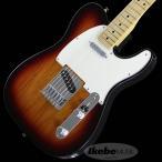 フェンダーFender Standard Telecaster Electric Guitar - Maple Fingerboard, Brown Sunburst