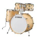 YAMAHA TMP0F4BTS [Tour Custom / All Maple Shell Drum Kit / BD20, FT14, TT12&10, ダブルタムホルダー付属/ バタースコッチサテン]【お取り寄せ商品】