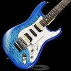 Bacchus バッカス エレキギター GLOBAL Series Limited Edition BST-70s/HSH/FRT (STB/シースルーブルー)