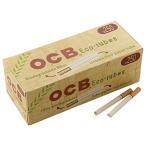 OCB ナチュラルチューブ 250本入り さや紙 チュービング シャグ 喫煙具 柘製作所 tsuge メール便発送は出来ません
