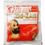 ジグザグ ロングレギュラーフィルター 巻きたばこ用 約150個入り ZIG-ZAG シャグ メール便250円対応