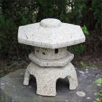 信楽焼10号六角雪見灯籠◆送料無料◆お庭を飾る陶器燈籠!和風を感じさせてくれます。とうろう/灯篭/灯籠/燈篭/燈籠[ok-0043]『あすつく』