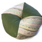おじゃみ 座布団 座禅 ヨガに最適 座布団(36cm)瞑想や 座禅 クッション 送料無料 日本製