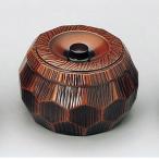 飯器 栃塗内黒はつり亀甲丼 ひつまぶし丼 和食器 業務用 日本製