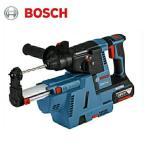 ボッシュ 26mmバッテリー吸じんハンマードリル GBH18V-26GDE 18V(6.0Ah)フルセット品