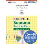 わくわくリコーダー ソプラノ2重奏 ビューティフル・ネーム/Story/RPG ゴダイゴ/AI/SEKAI NO OWARI CD / ウィンズ・スコア
