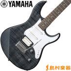YAMAHA ヤマハ エレキギター PACIFICA212VFM TBL