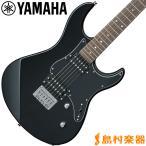 YAMAHA ヤマハ エレキギター PACIFICA120H BL(ブラック) パシフィカ PAC120
