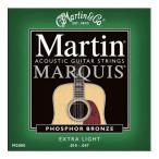 〔期間限定オンラインストア特価〕Martin マーチン M2000 アコースティックギター用セット弦 エクストラライトゲージ