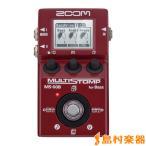 ZOOM ������ MS-60B for Bass MULTISTOMP �١����ѥޥ�����ե������� ��MS60B��