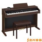 カシオ 電子ピアノ セルヴィアーノ 88鍵盤 CASIO AP-260BN 〔AP260〕〔3年保証〕〔配送設置無料・代引き払い不可〕