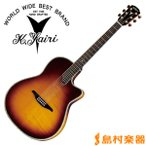 K.Yairi Kヤイリ YD-88M SB エレアコギター エレクトリックシリーズ 〔YD-88M〕