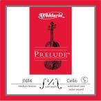 DAddario ダダリオ チェロ弦 J1014 4 4M Prelude Cello Strings   C-nickel
