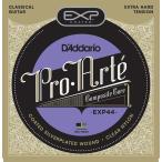 D'Addario ダダリオ EXP44 クラシックギター弦 EXP Classical Extra-Hard 0290-0470