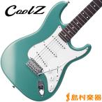 CoolZ クールZ ZST-M10R OTM エレキギター STタイプ 〔ミディアムスケール〕 〔ZSTM10R〕