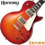 HISTORY ヒストリー TH-LS VCH(ビンテージチェリー) レスポール エレキギター〔ヘリテイジウッド〕〔サークルフレッティングシステム〕〔日本製〕 〔THLS〕