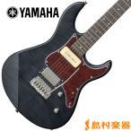 YAMAHA ヤマハ エレキギター PACIFICA611VFM TBL(トランスルーセントブラック) パシフィカ