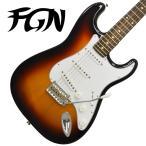 FUJIGEN フジゲン JST6R 3TS(3トーンサンバースト) ストラトキャスター エレキギター J-Classic〔日本製〕