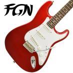 FUJIGEN フジゲン JST6R CAR(キャンディアップルレッド) ストラトキャスター エレキギター J-Classic〔日本製〕