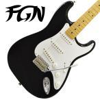 FUJIGEN フジゲン JST6M BK(ブラック) ストラトキャスター エレキギター J-Classic〔日本製〕