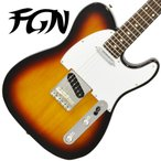 FUJIGEN フジゲン JTL6R 3TS(3トーンサンバースト) テレキャスター エレキギター J-Classic〔日本製〕