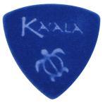 Kaala カアラ FTPK-002 BLUE(ブルー) ウクレレ用ピック フェルト製 ハード