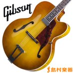 "Gibson Custom Shop ギブソン Solid Formed 17"" Hollowbody Venetian STB フルアコ エレキギター"