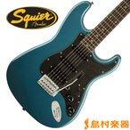 Squier by Fender スクワイヤー ストラトキャスター Affinity Series Stratocaster HSS Rosewood Fingerboard LPB(レイクプラシッドブルー)