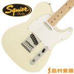 Squier by Fender スクワイヤー テレキャスター Affinity Series Telecaster Maple Fingerboard AWT(アークティックホワイト)