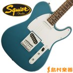 Squier by Fender スクワイヤー テレキャスター Affinity Series Telecaster Rosewood Fingerboard LPB(レイクプラシッドブルー)
