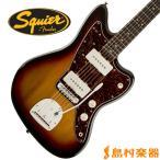 Squier by Fender スクワイヤー Vintage Modified Jazzmaster Rosewood Fingerboard 3CS(3カラーサンバースト) ジャズマスター