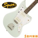 Squier by Fender スクワイヤー Vintage Modified Jazzmaster Rosewood Fingerboard SNB(ソニックブルー) ジャズマスター