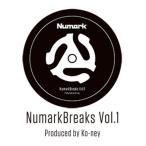 Numarkオリジナルの7インチ・バトルブレイクス