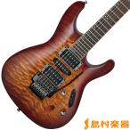 Ibanez アイバニーズ S670QM DEB エレキギター