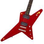 ESP RANDOMSTAR Kasumi -LED- ESP×バンドリ! ランダムスター 戸山香澄モデル エレキギター BanG Dream! 〔受注生産品〕 〔LED搭載モデル〕