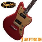 Squier by Fender スクワイヤー Derluxe JAZZMSTER ST CAR(レッド) ジャズマスター