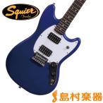 Squier by Fender スクワイヤー BULLET MUSTANG HH BLK IMPB(ブルー) ムスタング