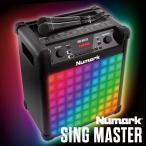 Numark ヌマーク SING MASTER ボーカル用 アンプ エフェクト搭載