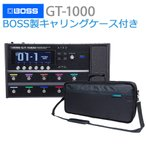 BOSS �ܥ� GT-1000 GUITAR EFFECTS PROCESSOR �ޥ�����ե������� GT1000