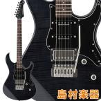 YAMAHA ヤマハ PACIFICA612VIIFM TBL エレキギター トランスルーセントブラック パシフィカ PAC612